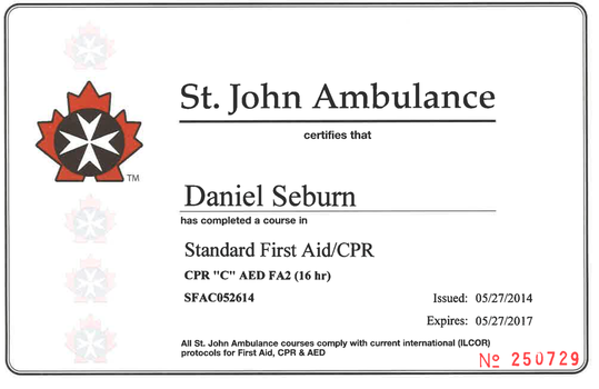 First aid certificate template image certificate of training.